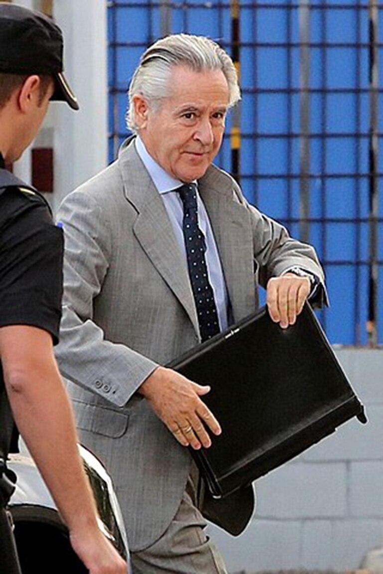 Miguel Blesa, banquero español