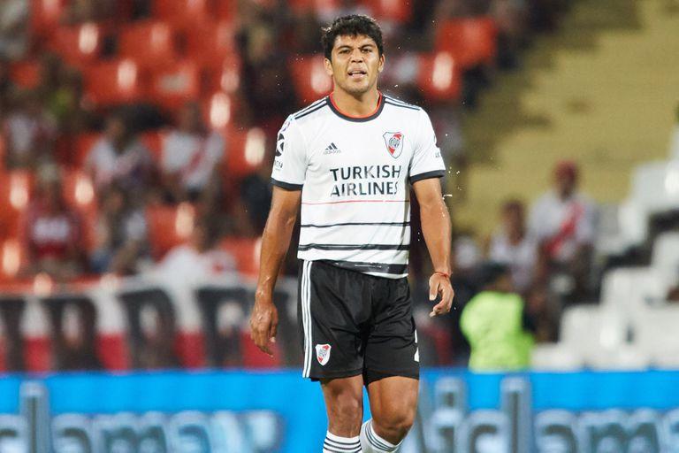 Rojas fue el punto más alto de la defensa de River ante Independiente y Godoy Cruz