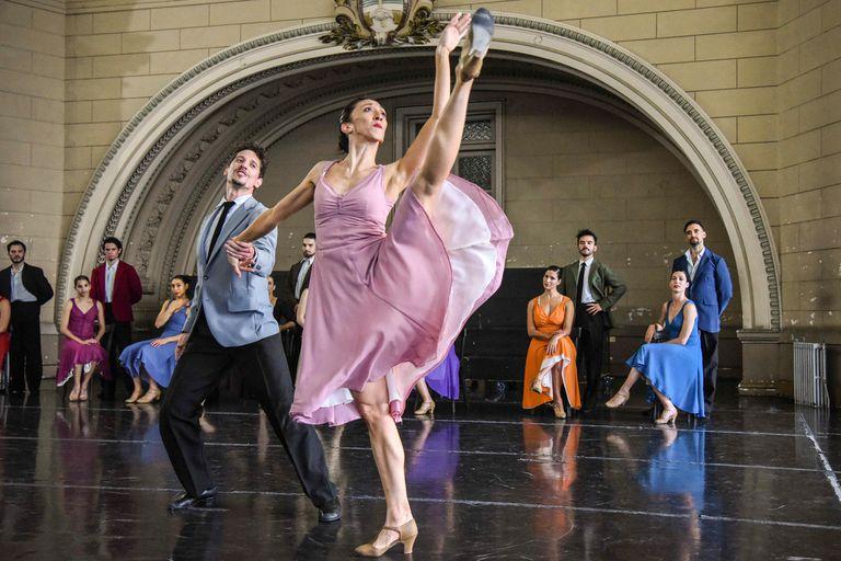 El Ballet Folklórico Nacional estrenará este jueves Tango Suite, obra de Araiz que seguirá presentando en diferentes funciones hasta fin de mes