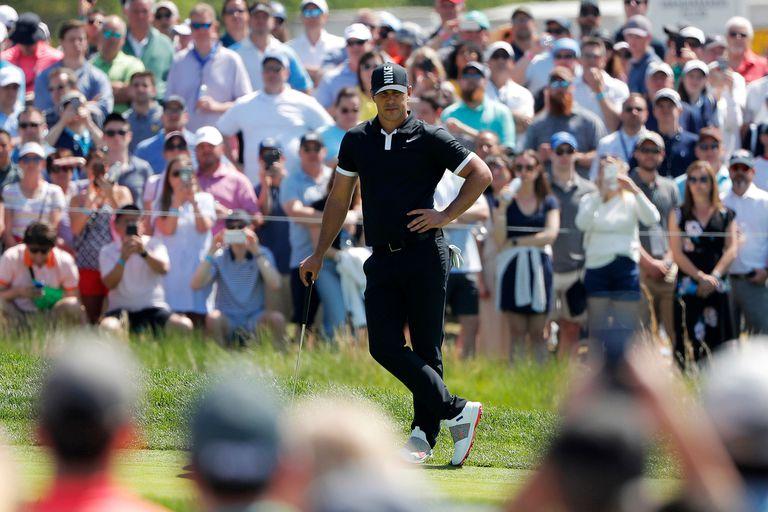 El impasible Koepka no busca ser popular, sino ganar el PGA Championship