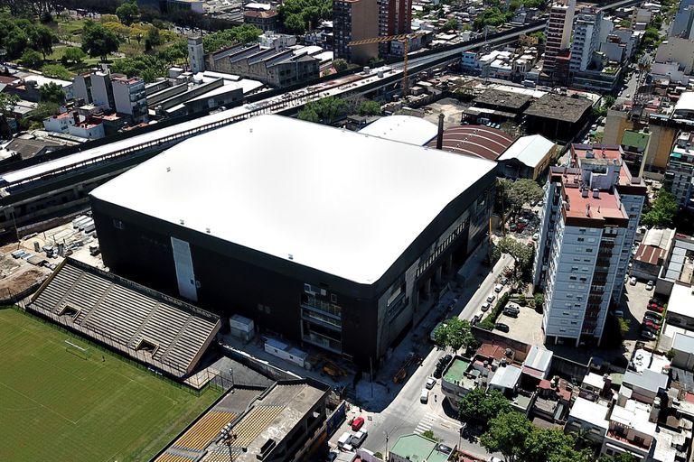 Así es el Movistar Arena