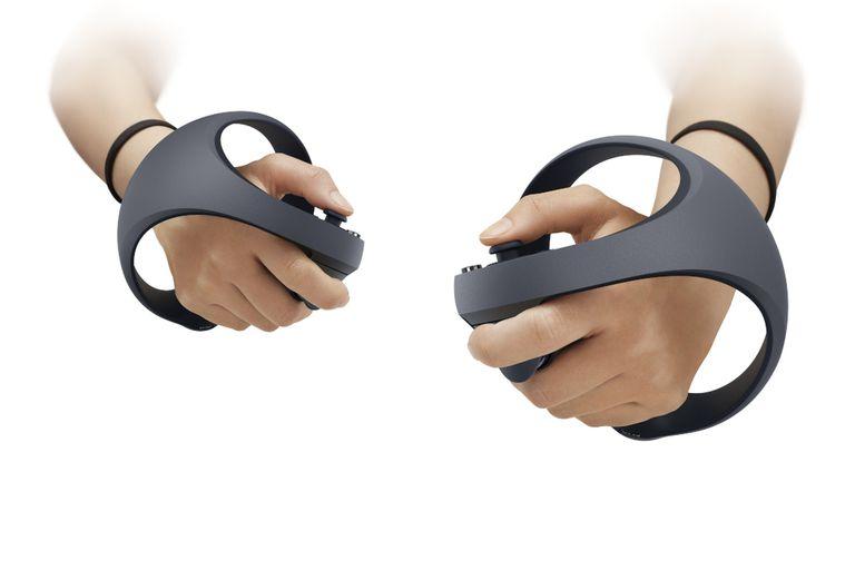 PSVR 2: así serán los mandos del casco de realidad virtual de la PlayStation 5
