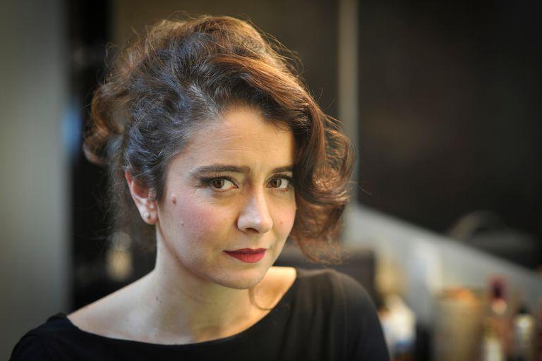 Erica Rivas en 2017.
