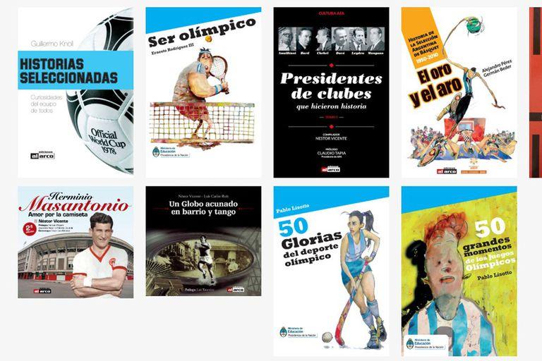 Ediciones Al Arco habilitó la descarga gratuita de varios títulos de su colección