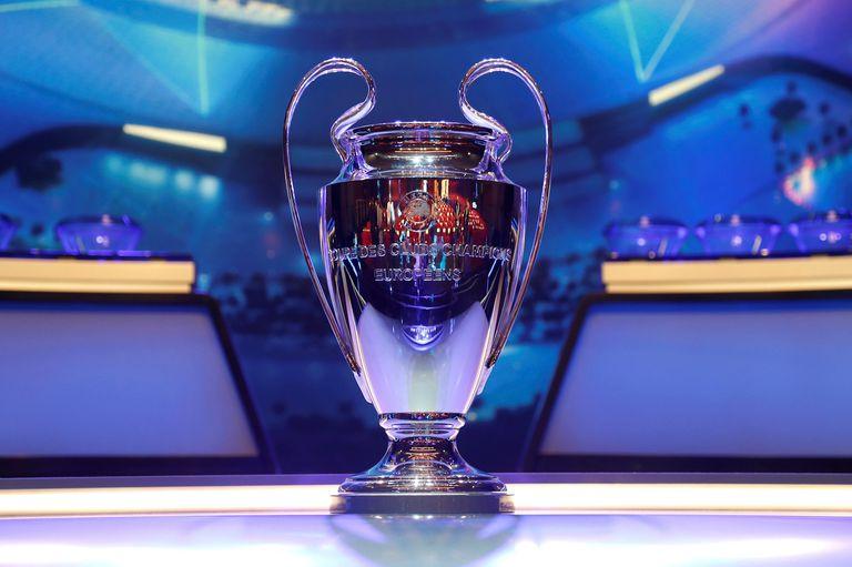 Champions League: así quedaron los ocho grupos del torneo