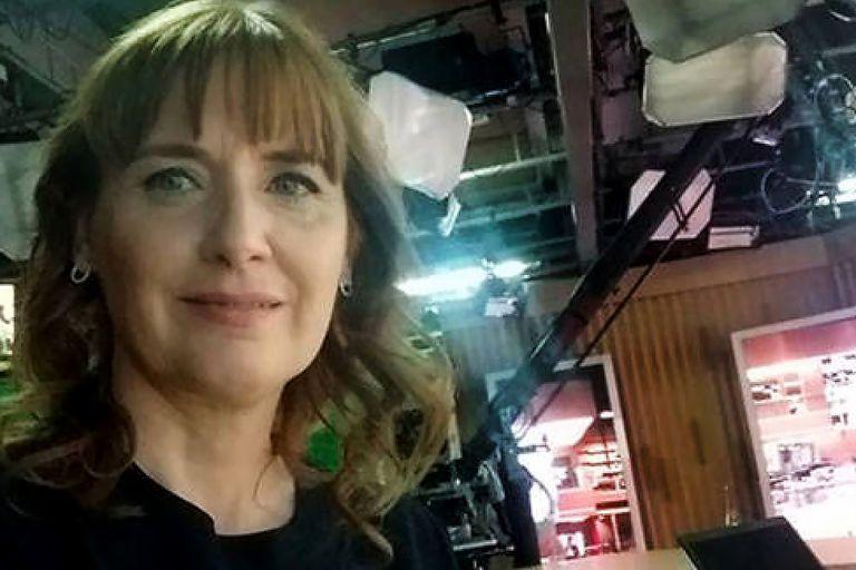 Coronavirus: Silvia Martínez Cassina dio negativo y volverá a trabajar