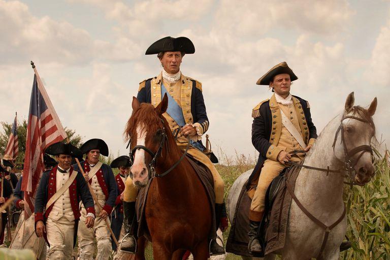 """Washington, una superproducción de History Channel dedicada a uno de los """"padres fundadores"""" de los Estados Unidos"""