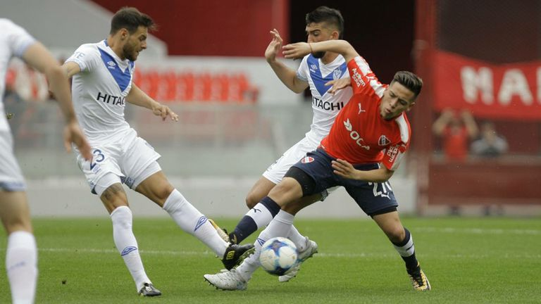Independiente recibe a Vélez