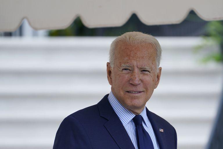 El presidente Joe Biden anunció las primeras sanciones contra Cuba tras las protestas