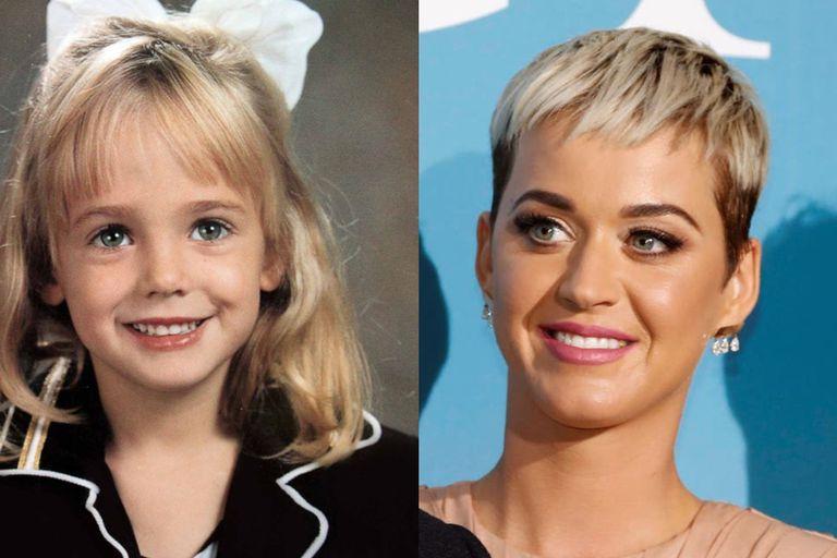 Una teoría que circuló en redes sociales señalaba que la niña había sido entregada a otras personas para convertirse en la cantante Katy Perry