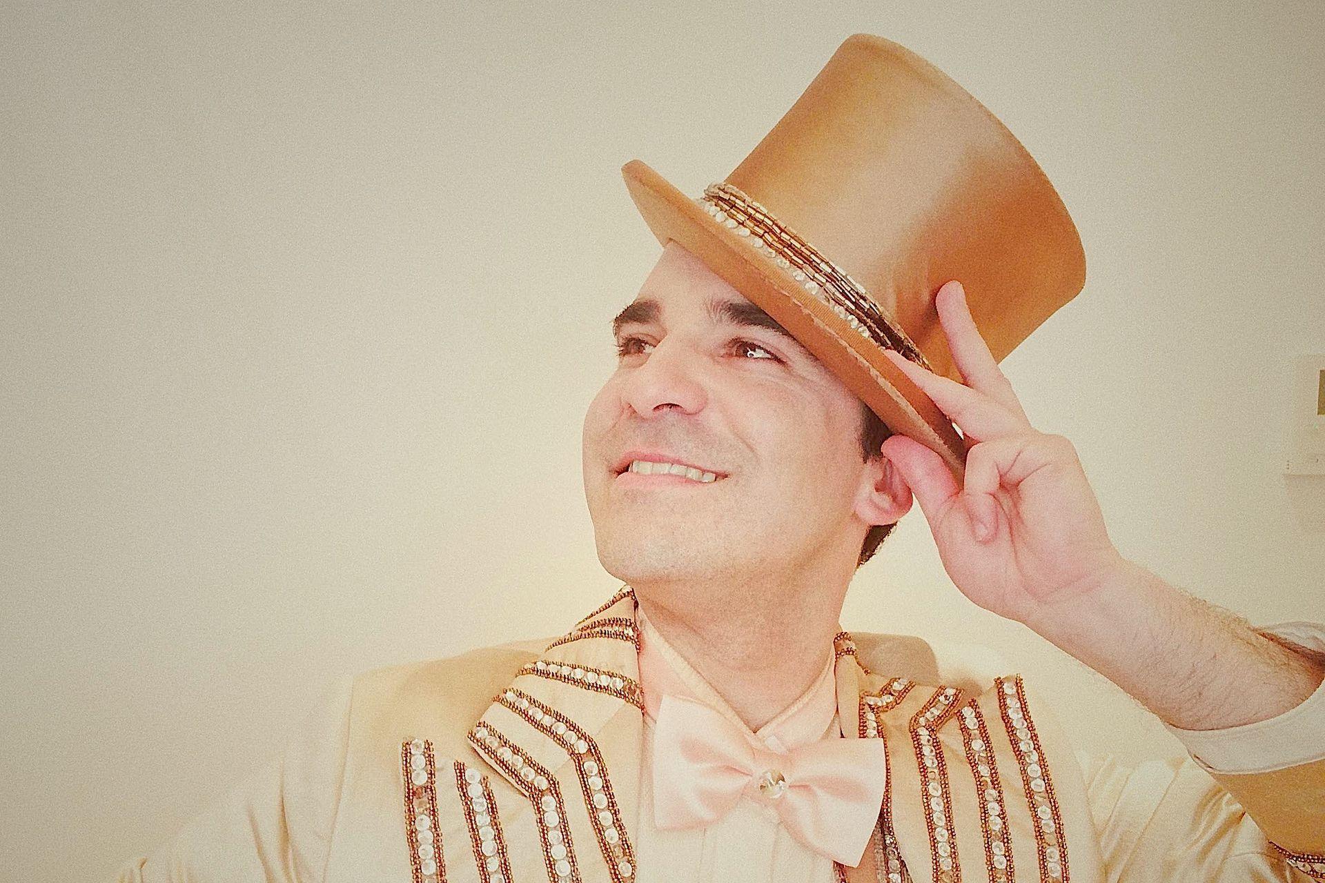 Juan José Marco, en A Chorus Line