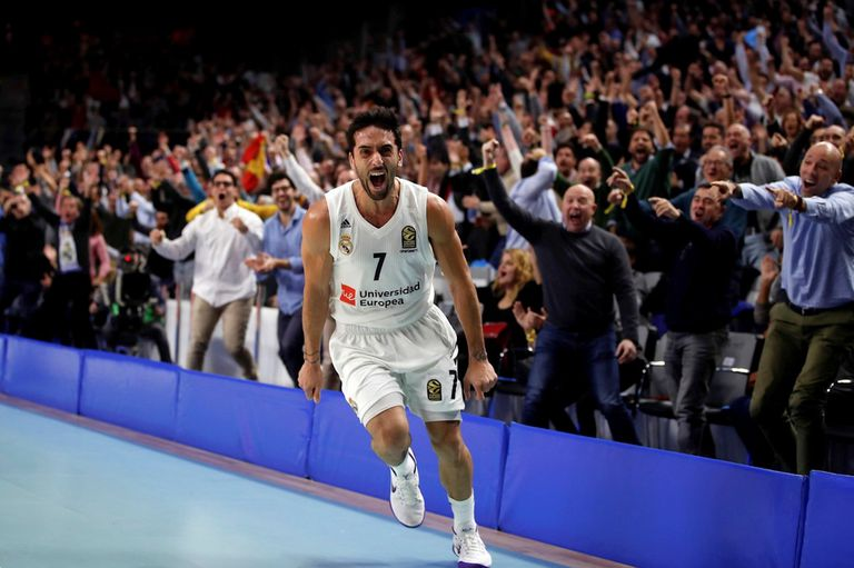 Facundo Campazzo, campeón ante Barcelona