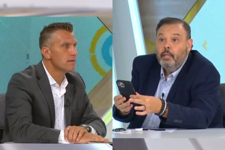 Daniel Fava y Marcelo Palacios se cruzaron por la gestión económica de River