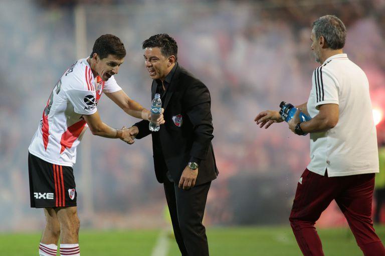 River saldó lo que debía por Pratto y rechazó una oferta por Nacho Fernández