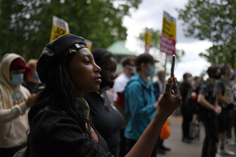 Protestas contra el racismo en EE.UU. en plena pandemia