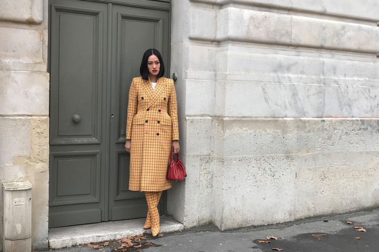 La moda que se definió en las calles de París
