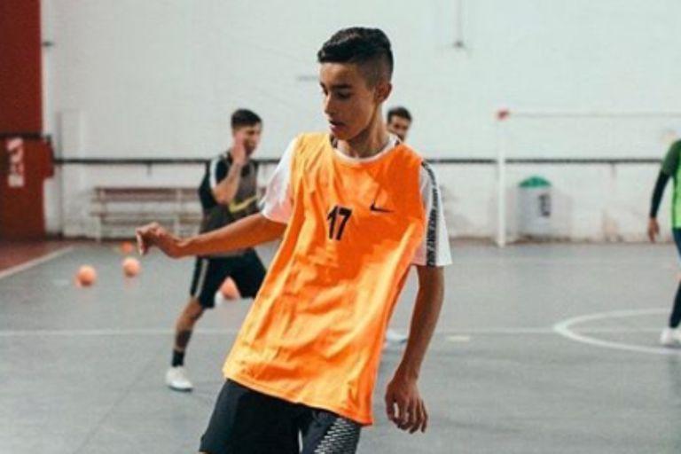 Brando Spinetta, el nieto futbolista de Luis Alberto que juega en Aldosivi