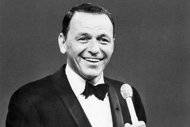 """Frank Sinatra en 1966, el año en el que """"Strangers in the Night"""" arrasó con los charts"""