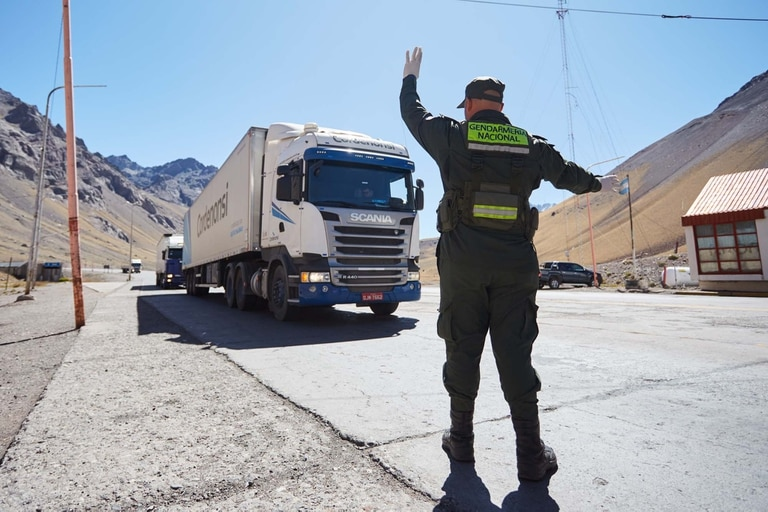 La Justicia condenó a seis gendarmes que cobraban coimas (Imagen ilustrativa)
