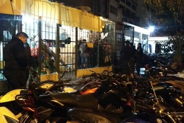 Bernal: trasladaron a varios detenidos tras un motín en la comisaría