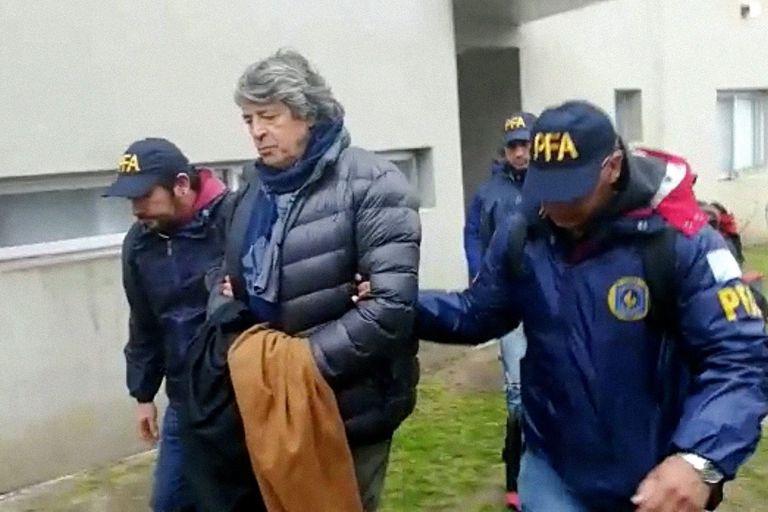 El exjuez de Garantías platense César Melazzo fue detenido en una causa que tiene como imputado también al camarista Martín Ordoqui