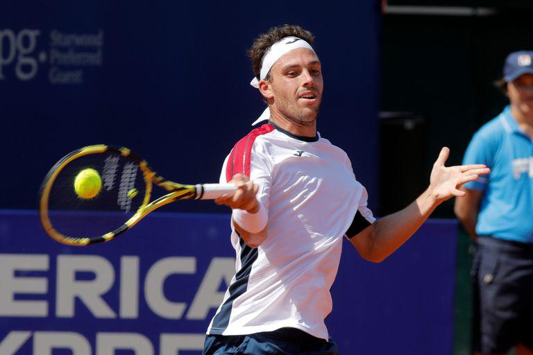 Cecchinato se dio el gusto y llegó a la final en el Buenos Aires