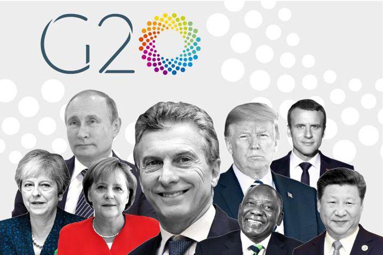 ¿Cómo será la agenda de los líderes de la Cumbre del G-20?