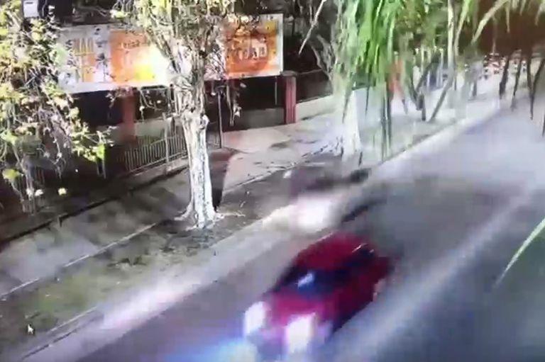 Quién es el conductor ebrio que atropelló a un ciclista en Devoto y declara hoy