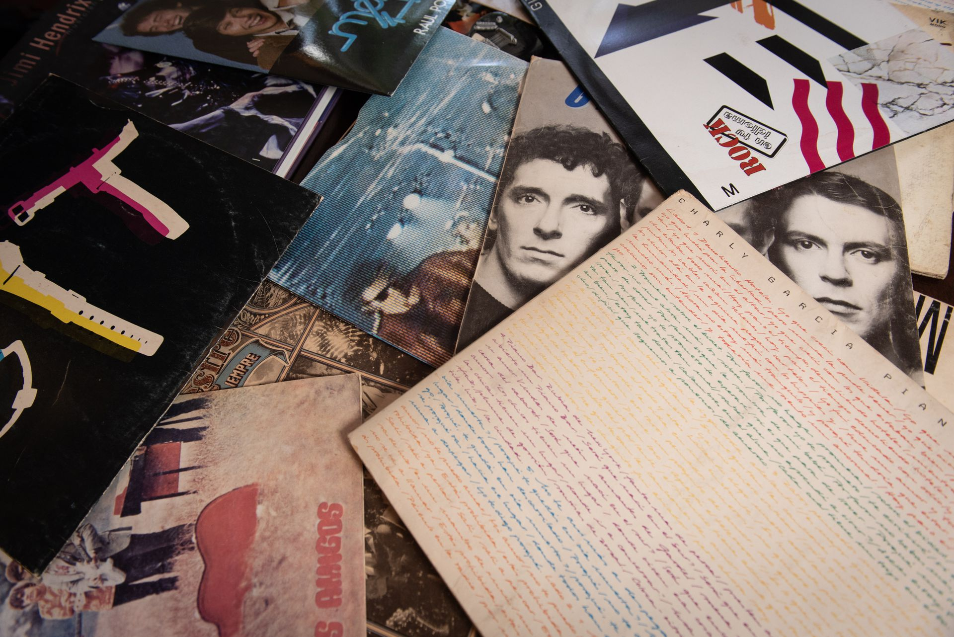 Discos y más discos