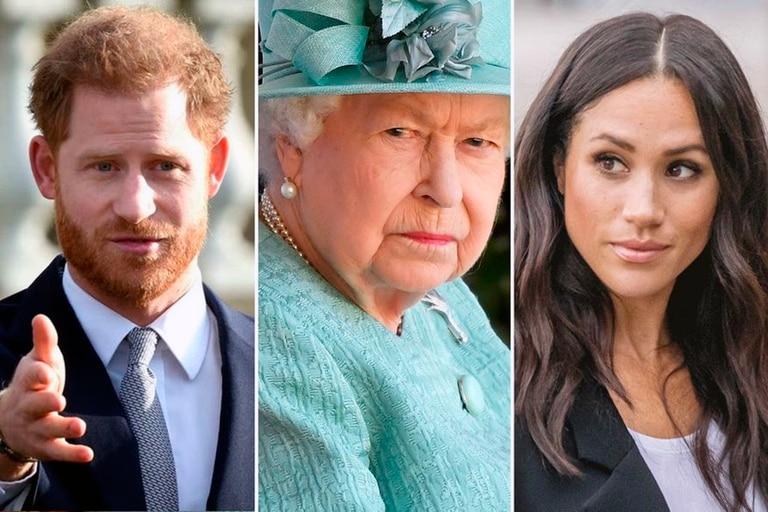 El príncipe Harry y Meghan Markle tienen ganas de acercarse a la corona británica y, por esa razón, ofrecieron presentar a su pequeña hija Lilibet para que la reina Isabel II conozca a su bisnieta