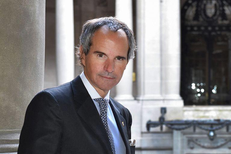 Rafael Grossi preside el Organismo Internacional de Energía Atómica