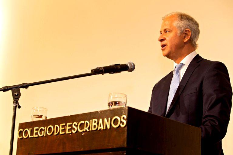 El Colegio de Escribanos de la Ciudad de Buenos Aires tiene nuevo presidente