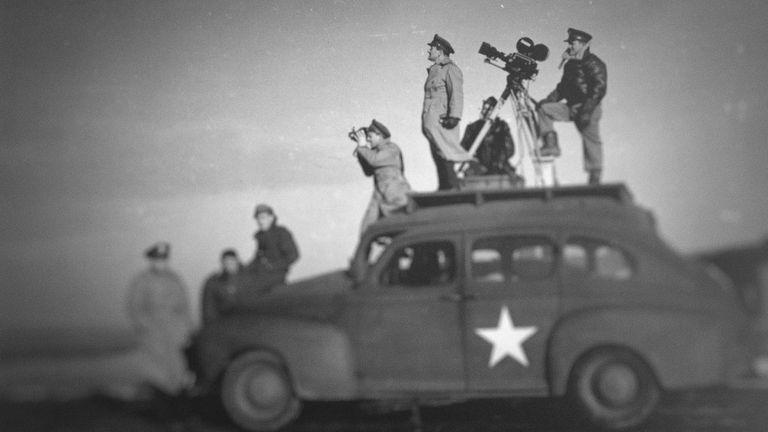 Una imagen del documental