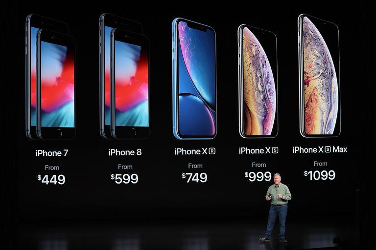 Con pocas diferencias en las especificaciones técnicas, el iPhone XR es una alternativa conveniente por precio y prestaciones comparado con los modelos XS y XS Max