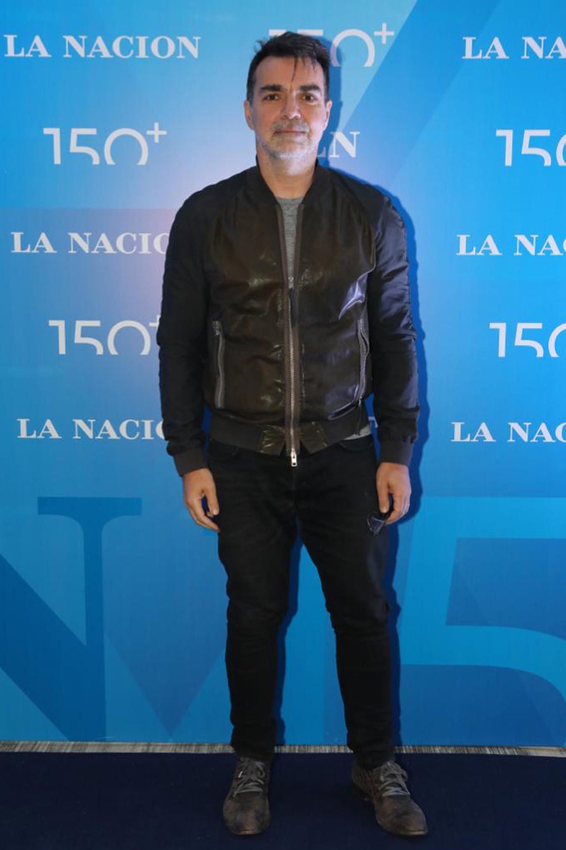 Carlos Pérez de la agencia publicitaria BBDO