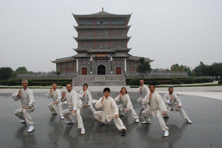 El Shaolin Kung Fu es el arte marcial del legendario Templo Shaolin, en la provincia de Henan, China, donde ancestralmente los monjes practican las artes marciales de Shaolin
