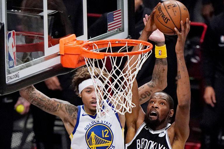NBA. Genial retorno de Durant y las 17 piedras en el anillo de campeón de LeBron