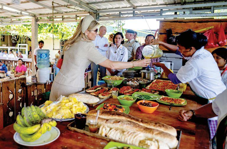 Más allá de las reuniones formales, también hubo tiempo para conocer los lugares turísticos y la cultura local