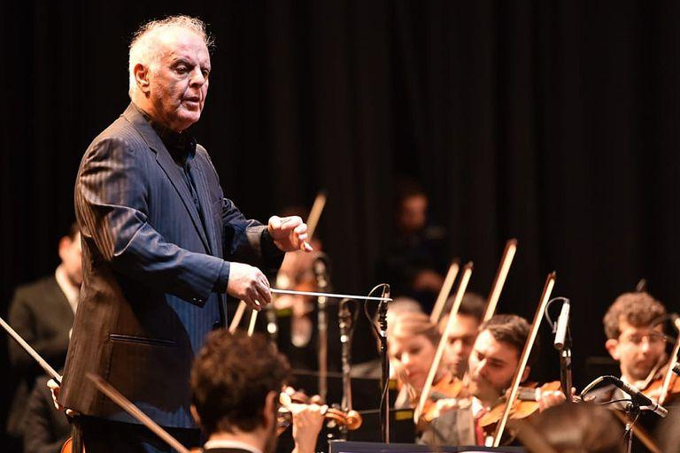 """Daniel Barenboim conmovió Tecnópolis con un """"Beethoven para todos"""""""