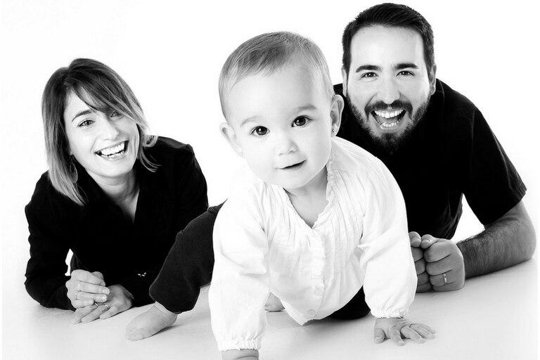 La transición de pareja a familia es un proceso, no siempre es fácil