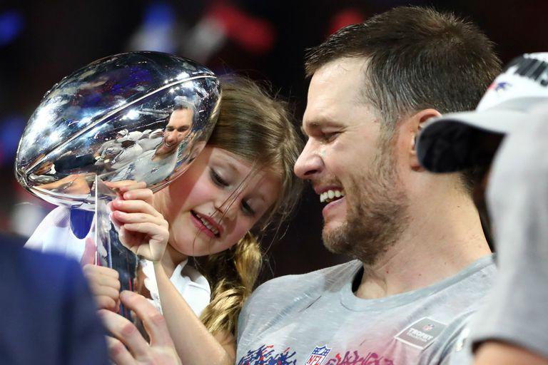 New England Patriots ganó el Super Bowl y celebra su sexta corona en la NFL