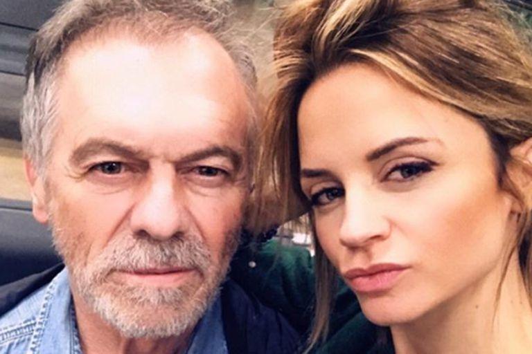 Paula Cancio contó cómo vive su cuarentena con Miguel Ángel Solá en España