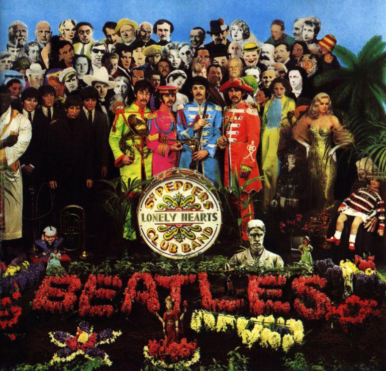 Sgt Pepper cumple 50 años