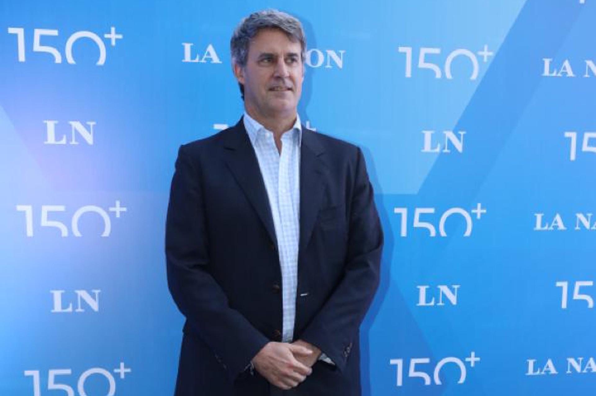 Alfonso Prat-Gay, exministro de Hacienda