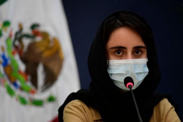 Las jóvenes agradecieron a México por recibirlas