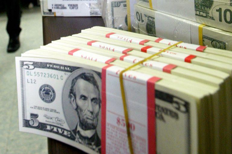 Así cotiza le dólar blue hoy