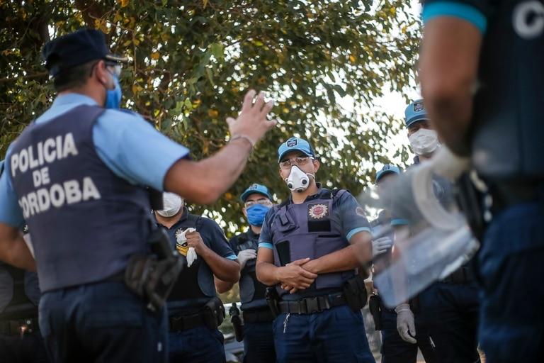 Policía de C´rdoba