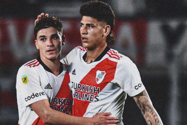 El elogio de Carrascal a Julián Álvarez tras su hat-trick en River