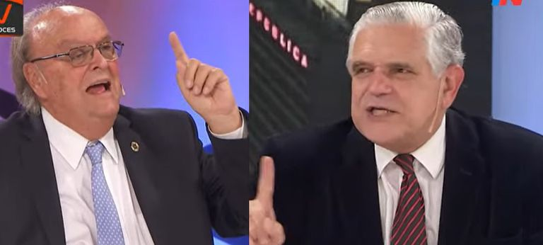 El cruce entre Ignacio De Mendiguren y Ricardo López Murphy por la economía