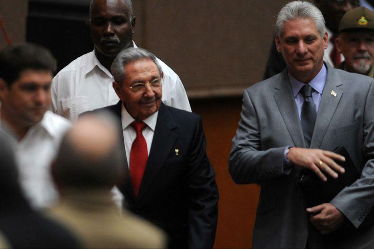 ¿Quién es quién en la nueva cúpula del poder de Cuba?
